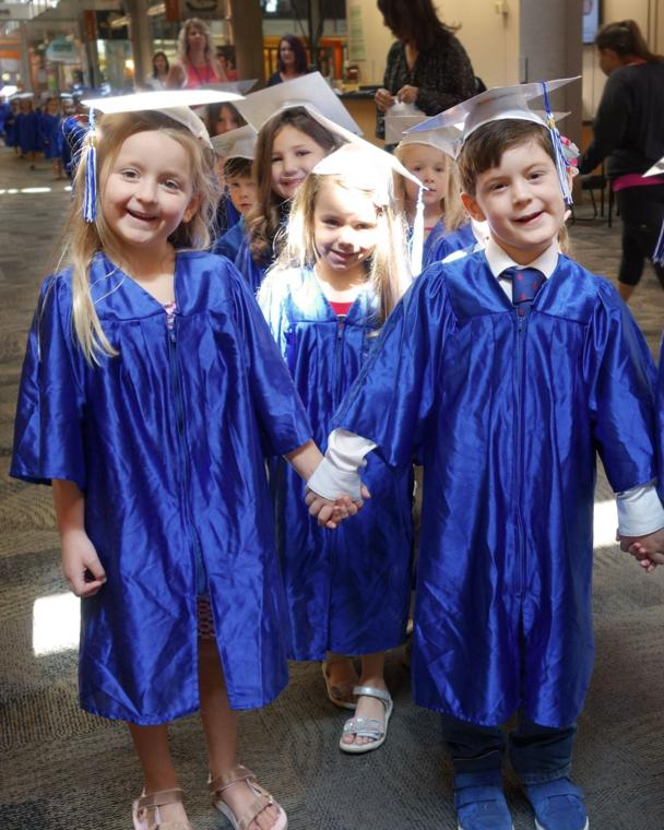 Graduation VOSJCC