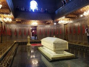 King Mohammad V tomb