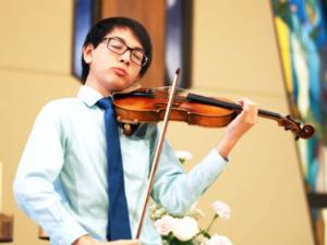 Violin Concert Allen