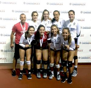 Team Phoenix makes strong showing at JCC Maccabi Games