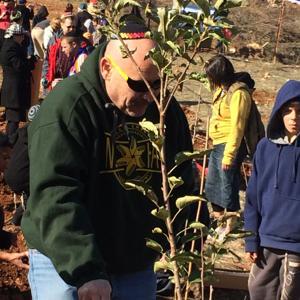 One Israel Planting
