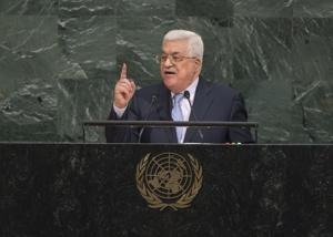 Abbas demands Hamas dismantle its military as precondition for unity government