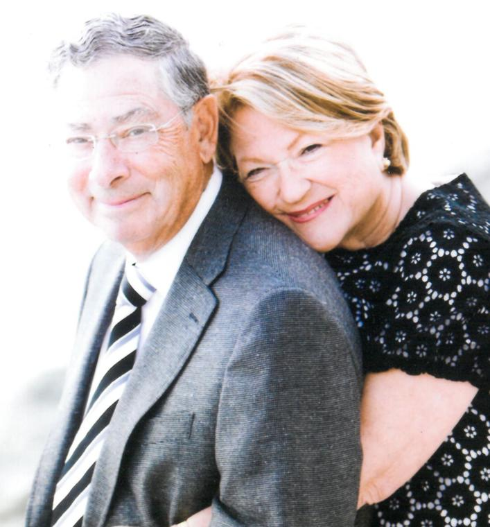 Dr. Leon and Evelyn Zeitzer