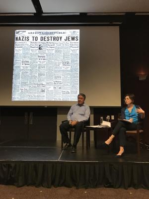 Holocaust Newspapers
