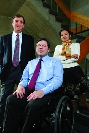Disability rights champion