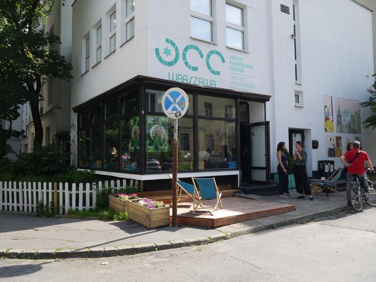 Jewish Community Center Warsaw