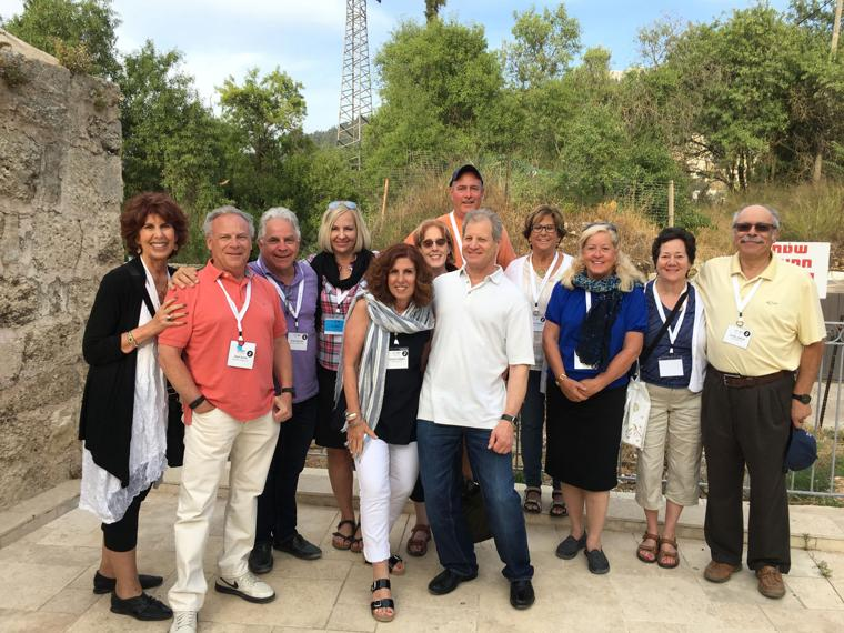JNF mission to Israel