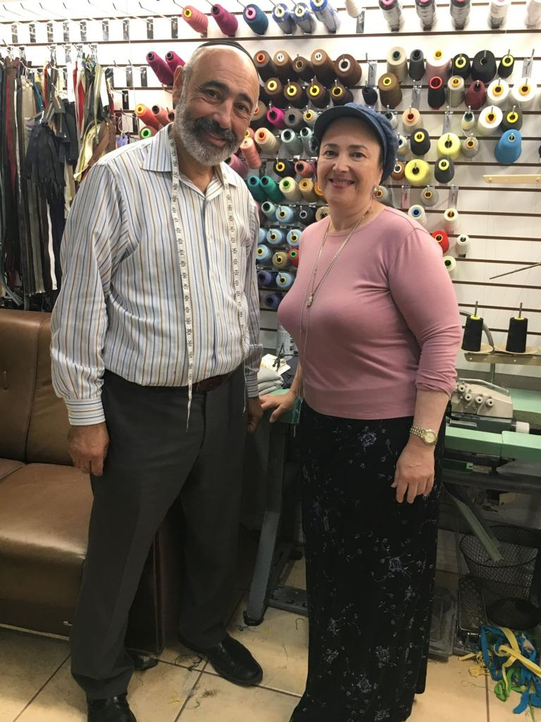 Married Valley couple offers unique service to area Jews