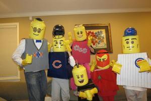 A Lego Purim