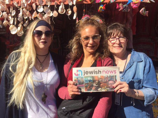 Where's your Jewish News? Mexico