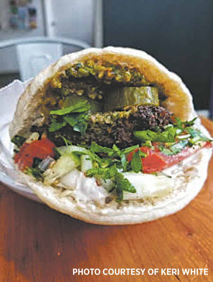 Traditional Israeli dishes: healthy, versatile, flavorful