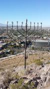 20-foot Tempe menorah makes annual appearance