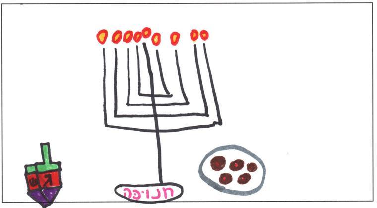 Sarit Benjamin, age 7, Phoenix Hebrew Academy