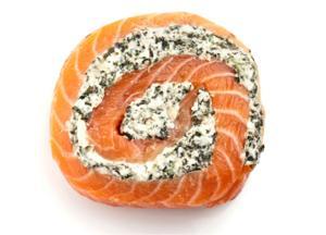 Salmon Pinwheel
