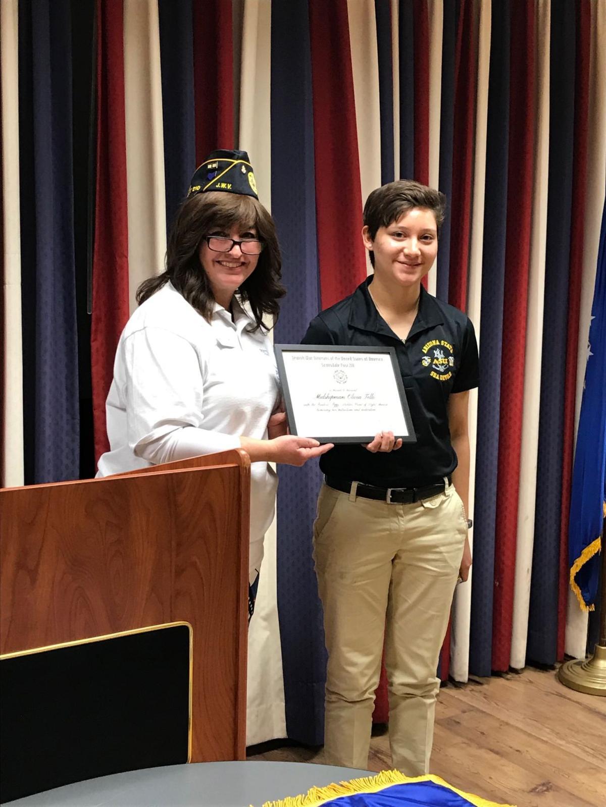 Honoring ROTC