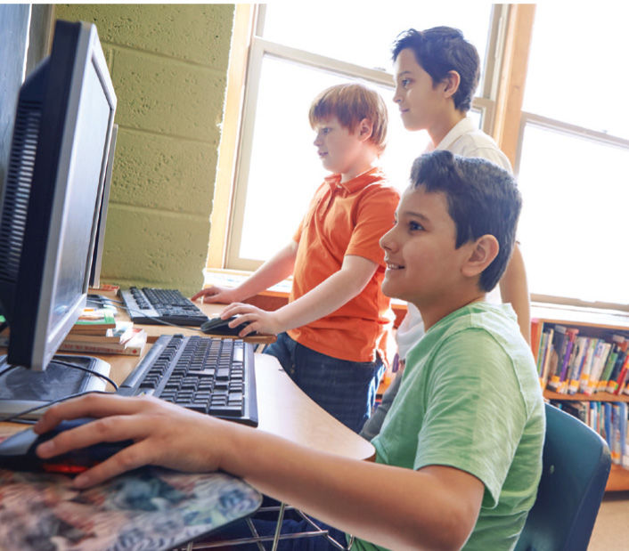 The code to success: computer science for kids