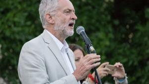 UK's Corbyn admits he was 'present' at memorial honoring Munich terrorists