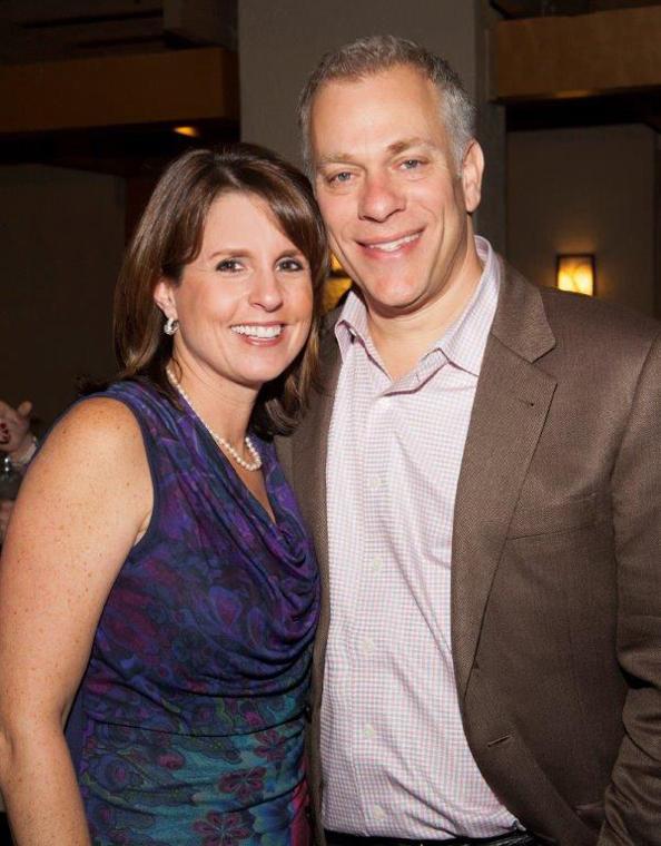 Jennifer and Steven Schwarz
