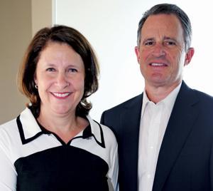 Amy and Steve Morris