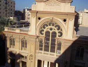 Egypt allocates $22 million to restore historic Alexandria synagogue