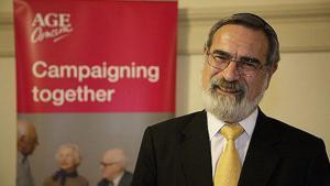Former chief rabbi of UK lambastes Corbyn's 'hateful' words on British Jewry