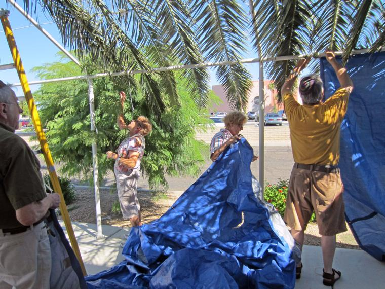 Sukkot in Sun City West