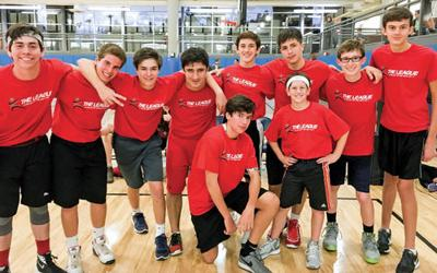 The Jewish Youth Group Sport League