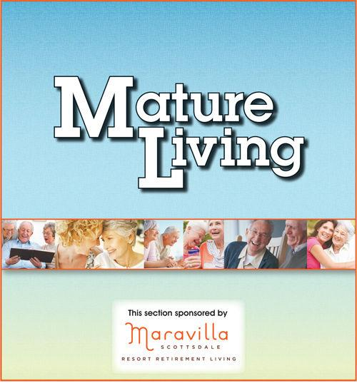 Mature Living - July 2016