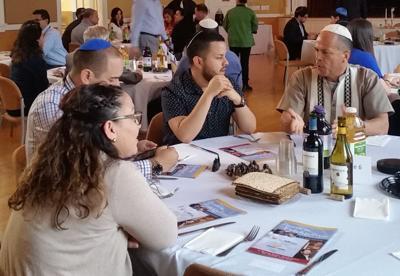 Latino-Jewish Seder