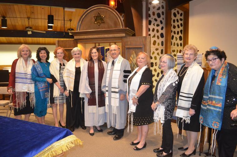 Adult B'not Mitzvah