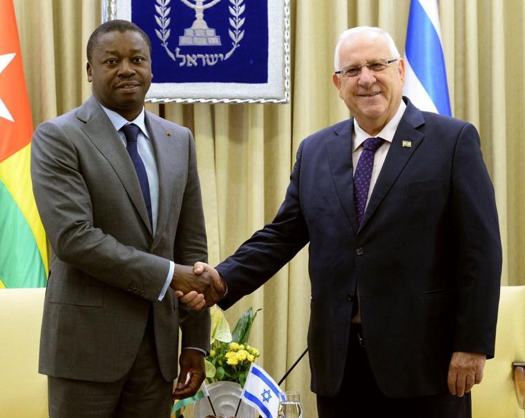 Israel Togo