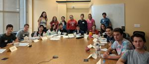 Young leaders meet