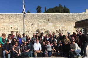 Valley Honeymoon Israel