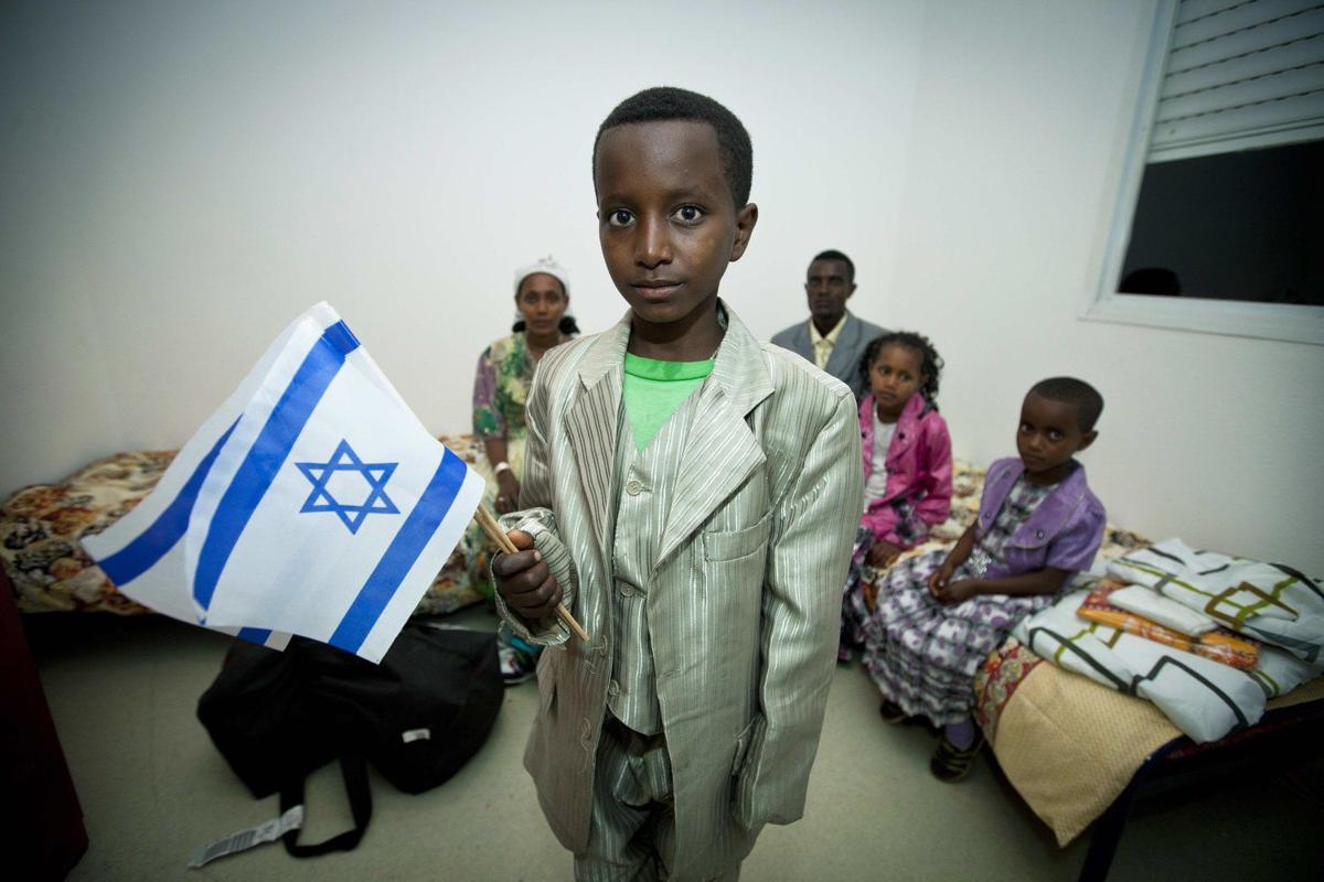 Ethiopians Israel