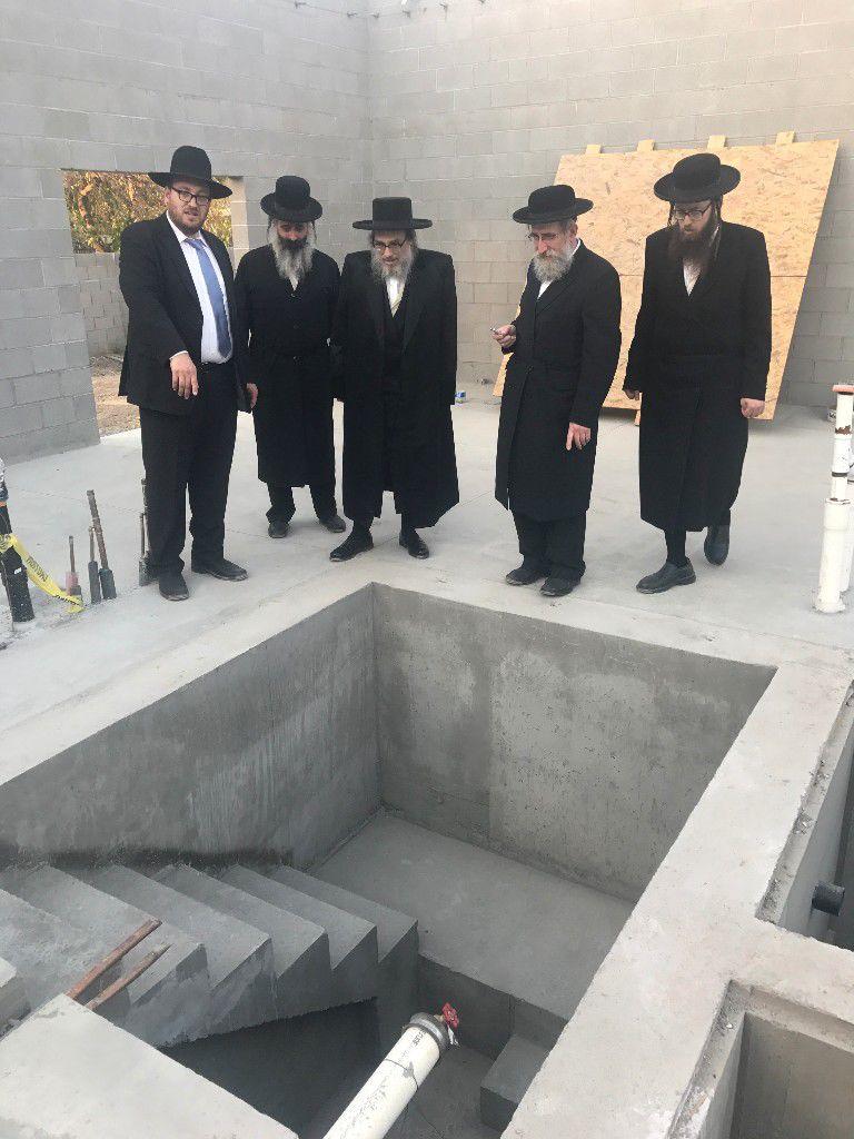 Mikvah Rebbe