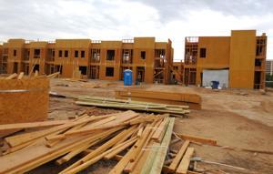 Escobedo construction site
