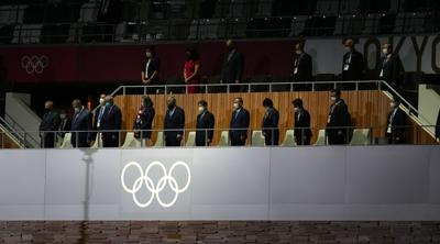 Tokyo 2020 Olympic Games - Opening Ceremony