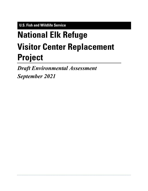 NER Visitor Center DRAFT EA
