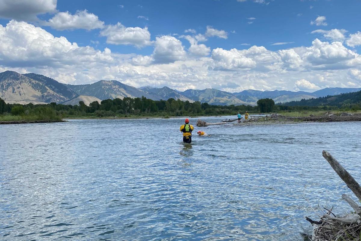 Snake River fatality