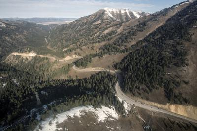 Teton Pass commuters