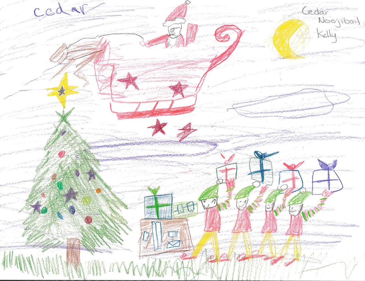 Kidz ledrs to Santa Klas | Features | jhnewsandguide.com
