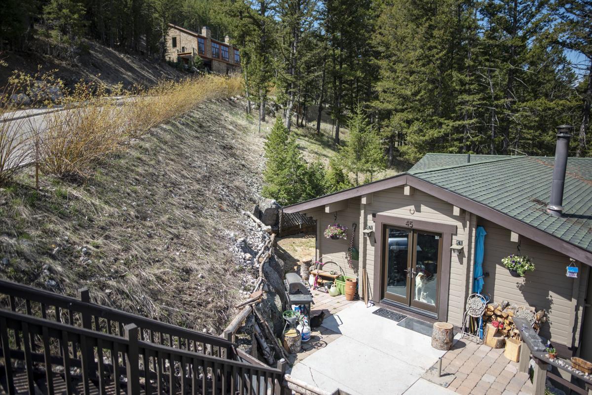 Pine Glades access dispute