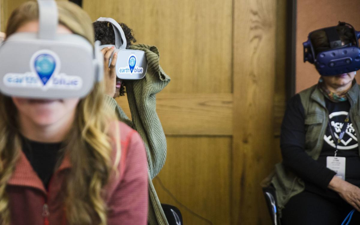 VR and conservation