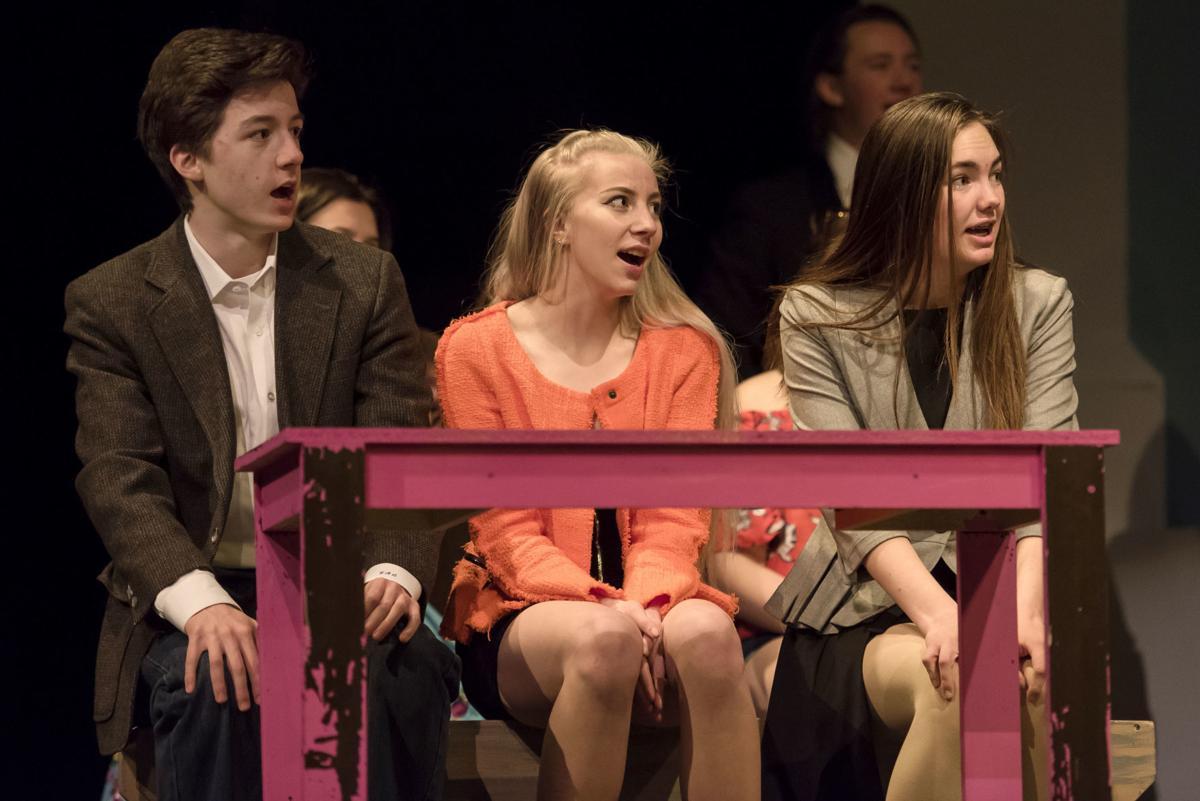 "Jackson Hole High School presents ""Legally Blonde"""