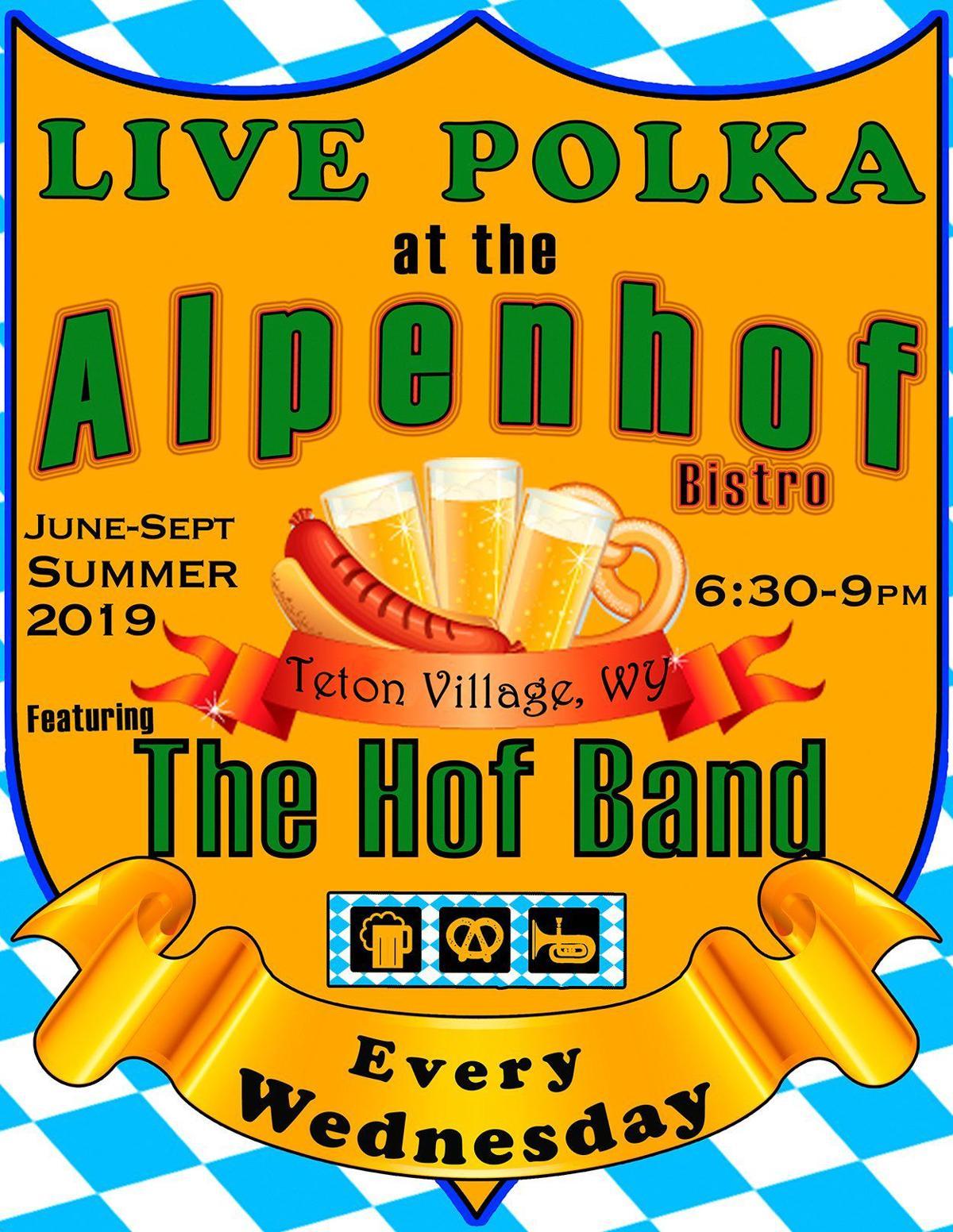 Hof Band Poster