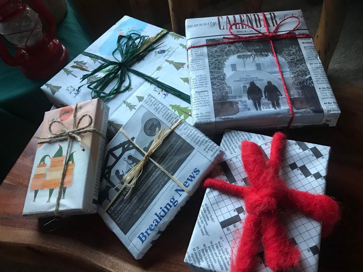 Gift wrap winners