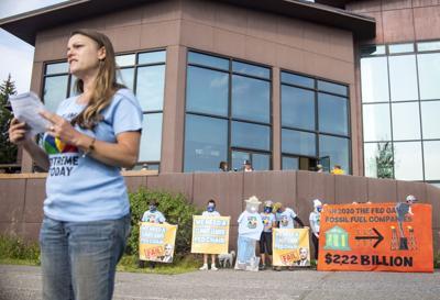 Climate Crisis Protest