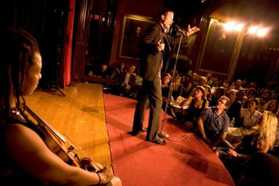 Storytellers to flutter to the arts center for 'The Moth' | Events