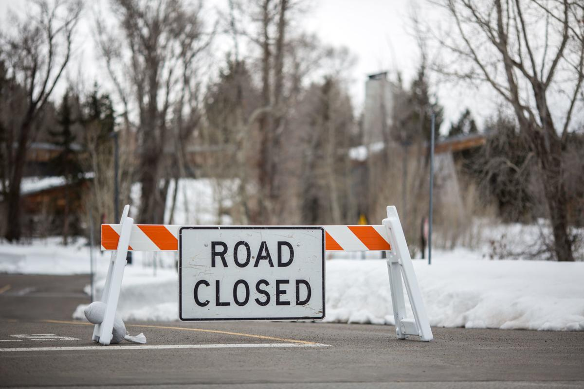 Grand Teton closed