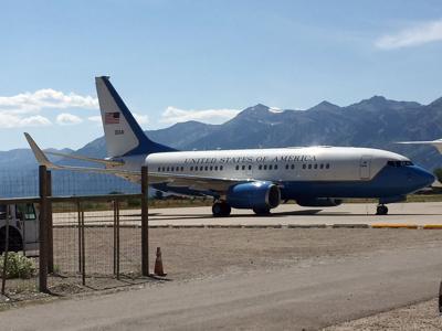 Government plane